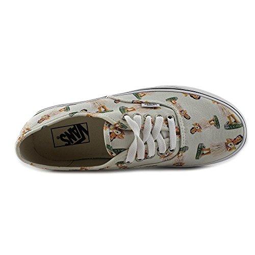 Vans Unisex-Erwachsene Authentic Sneaker Ecru