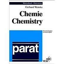 Wörterbuch Chemie , Deutsch/Englisch englisch = Dictionary of chemistry / / Parat [Paperback] [Jan 01, 1994] Wenske, Gerhard: