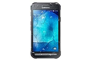 Samsung Galaxy XCover 3 Smartphone débloqué 4G ( Ecran : 4,5 pouces - 8 Go - Micro-SIM - Android) Argent foncé (import Allemagne)