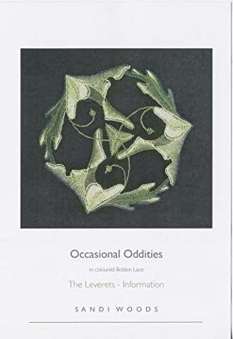 The The Leverets: Occasional Oddities in Coloured Bobbin Lace