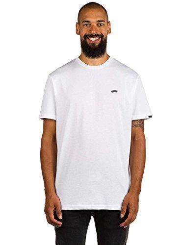 Herren T-Shirt Vans Skate T-Shirt White