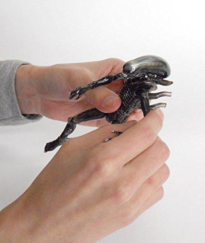 Alien SCI-FI Revoltech Series No.001 Alien Figura De Acción 4