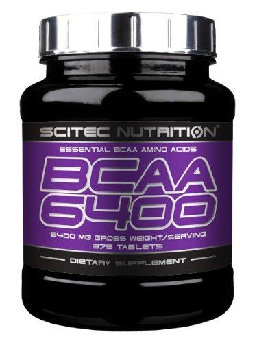 Bcaa 6400 - 375 comprimés - Scitec nutrition