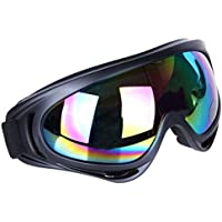 Snow Goggles Windproof UV400 Cycling Motorcycle Snowmobile Ski Goggles Eyewear Sports Protective Safety Glasses