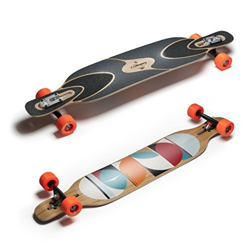 Loaded 2015 Dervish Sama Longboard Complete (Flex 1: 170-250+lbs / 75-114+kg) by Loaded - 1 Dervish Sama Flex