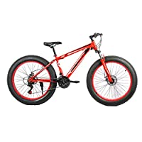 Fitness minutes Fat Bike, M3-F-Red