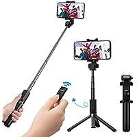 Mpow Bluetooth Selfie Stick Stativ, Selfie-Stangen Handy Stativ mit Bluetooth Fernauslöser