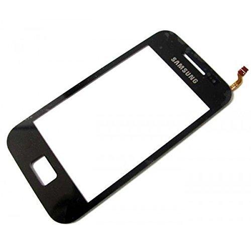 Touchscreen-Digitalisierer-Set für Samsung Galaxy Ace S5830 / GT-S5830 inklusive Werkzeuge zum Auseinanderbau des Telefons und Link zur Videoanleitung zum Auseinanderbau, alles zum Austausch des fehlerhaften / beschädigten / zerbrochenen Displays, funktioniert nicht mit dem S5830i / S5839i, nur mit dem S5830
