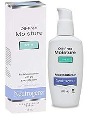 Neutrogena Oil Free Facial Moisturiser, SPF 15, 115ml