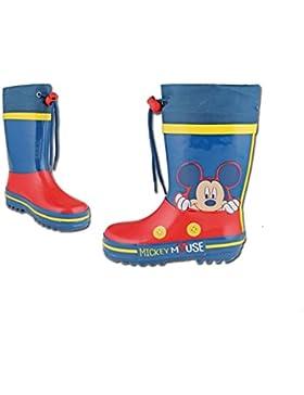 Mickey Mouse Botas de goma para niño Multicolor multicolor