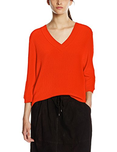 Marc O'Polo Pullover orange XS - Chunky Wolle Pullover
