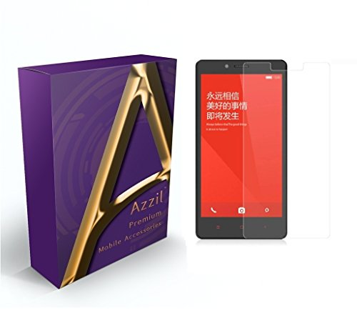 Redmi Note 4G Azzil Tempered Glass 2.5D 9H Hardness Screen Protector For Redmi Note 4G