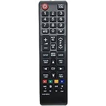 allimity nuevo control remoto reemplazado aa59–00603un ajuste Sub BN59–01054a para samsung Smart TV LCD 3d