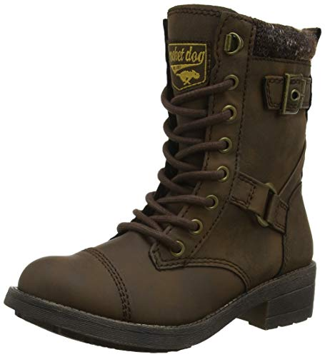 Rocket Dog Thunder, Damen Kurzschaft Stiefel, Braun (Braun Graham / Finnland Braun Graham / Finnland), 36 EU (3 UK)