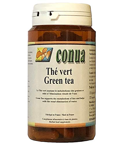 Extrait naturel de Thé vert avec 10% EGCG ⭐️ titré à...