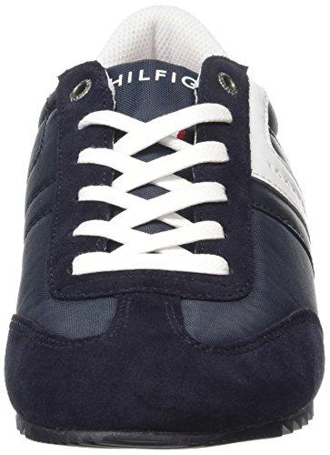 Tommy Hilfiger B2285RANSON 8C_1, Sneakers basses homme Noir (260)