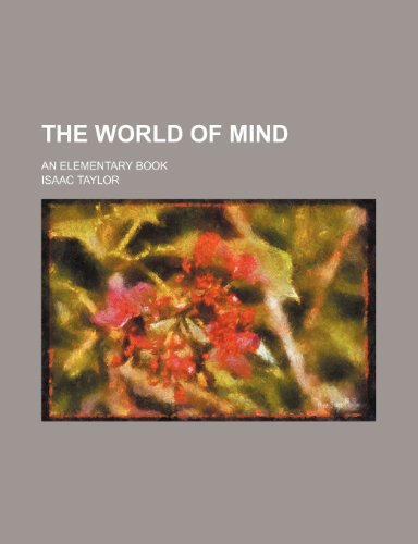 The World of Mind; An Elementary Book