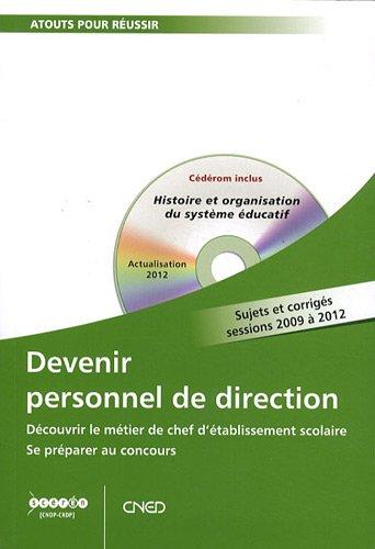 DEVENIR PERSONNEL DE DIRECTION par JEAN-MARIE (DIRECTEUR DE LA PUBLICATION) PUSLECKI