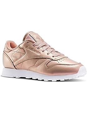 Reebok Classic Leather Pearlized Damen Sneaker Pink
