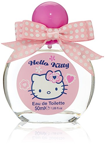 Hello Kitty Dotty Floral EDT, 1er Pack (1 x 50 ml)