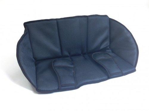 Sitzpolster Babysitz für Qeridoo Fahrradanhänger Speedkid2 - 2
