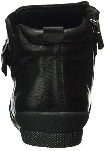 Andrea Conti 0342717, Bottes Classiques femme Noir - Schwarz (Schwarz 002)