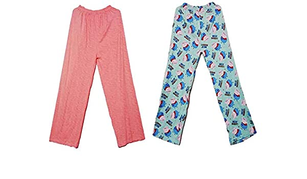 2651be0cfb6 Ladies Combo 2 Cotton Full Pant  for Ladies Summer Collection ...
