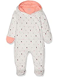 Mamas and Papas Fruit Print Quilted Pramsuit 40412b07024