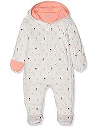 8ab336d2e Mamas & Papas Baby Girls' Fruit Print Quilted Pramsuit Snowsuit