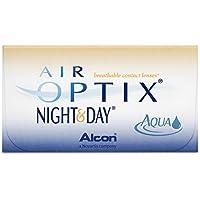 Ciba Vision Air Optix Night & Day Aqua, 6 Stück / BC 8.4 mm / DIA 13.8 / -2,75 Dioptrien