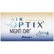 Air Optix Night & Day Aqua Monatslinsen weich, 6 Stück / BC 8.6 mm / DIA 13.8 / -1.25 Dioptrien