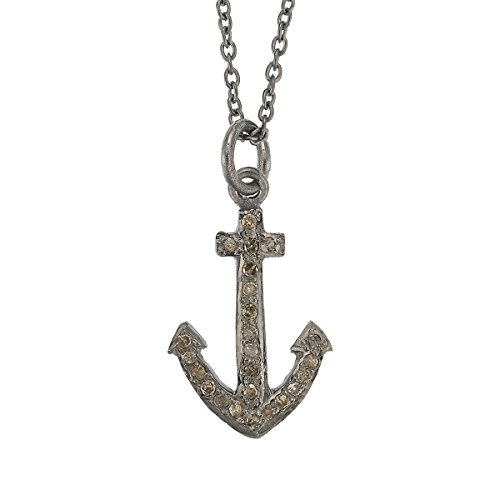 iam-by-ileana-makri-anchor-oxidised-silver-grey-diamonds-pendant