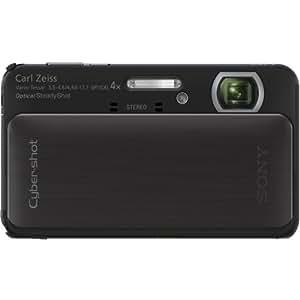 Sony DSC-TX20 Appareil photo numérique 16 Mpix Étanche 5m Noir