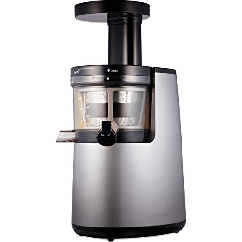 HUROM HH-DBG06 Slow Juicer, 0.5 Litre, 150 W, Dark Grey by Hurom