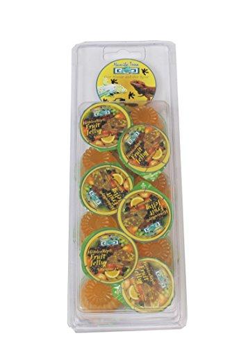 Namiba Terra 70101 Vorteilspack, 12 Stück Jungle Shop Herbivorep, Vitamin Jelly für Reptilien, 16 g pro Stück