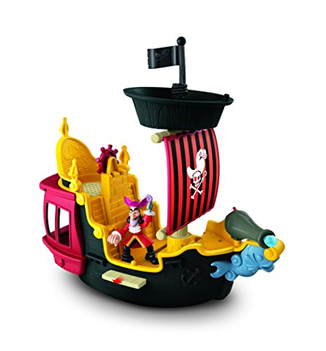 mattel-jake-il-pirata-fisher-price-y2265-la-nave-dei-pirati-jolly-roger