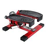 Stepper Home Mute Laufband Links und rechts Schritt Fitnessgeräte Wohnzimmer Pedal Stepper (Color :...
