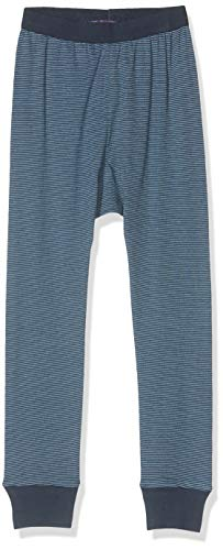 Living Crafts Lange Unterhose 116, Night Blue Stripe