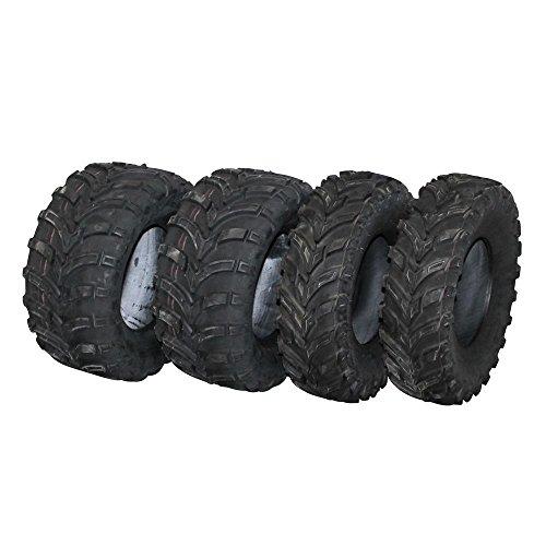 Reifen Set 2 x 25x10-12 und 2 x 25x8-12 schlauchlos TL Quad Buggy ATV neu
