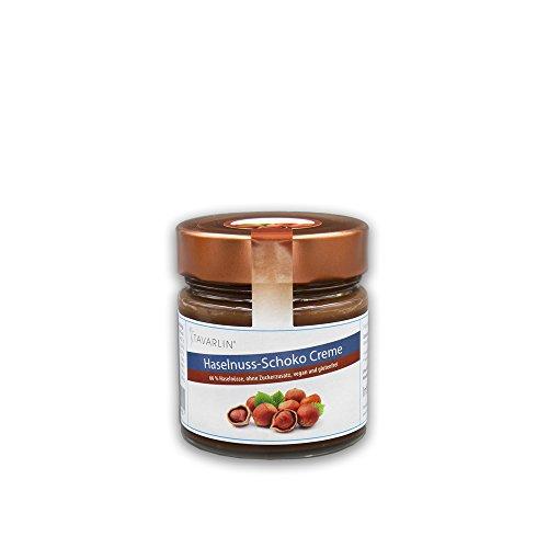 TAVARLIN Haselnuss-Schoko Creme (200 g, 66% Nussanteil)