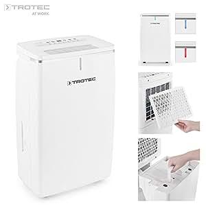 Trotec ttk 72 e d shumidificateur d 39 air d shumidificateur electrique d shumidificateur - Deshumidificateur chambre bebe ...