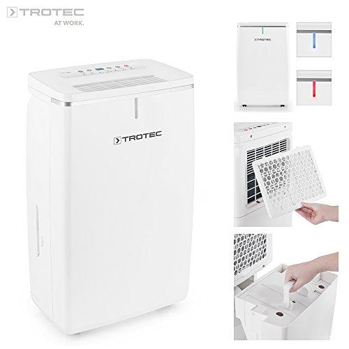 TROTEC Komfort Luftentfeuchter TTK 72 E