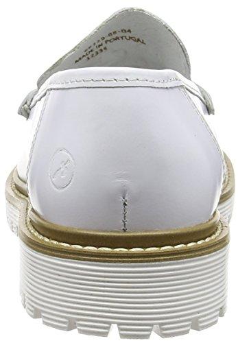 BronxBX 829 - Mocassini donna Bianco (White (White 4))