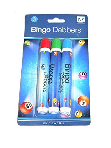 stationären Bingo Marker Pen (Pack von 3) ()