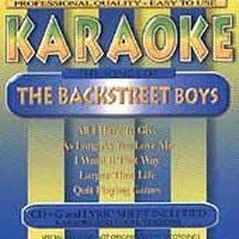 Karaoke: Songs By the Backstreet Boys by Backstreet Boys (2001-01-01) (Boys Karaoke-cds Backstreet)