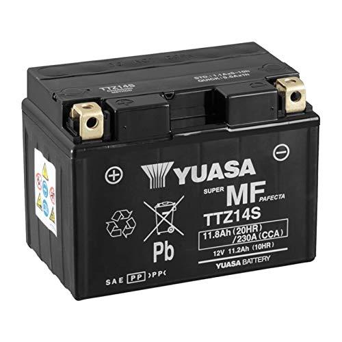 BATTERIA YUASA YTZ14S PER H ONDA XADV X-ADV 750 CC (RC95A/RC95B) 2017-2018-2019->