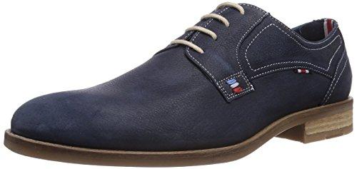 Daniel Hechter HD15035, Scarpe Derby con lacci uomo, Blu (Blau (navy 423)), 42