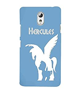 For Lenovo Vibe P1m hercules Printed Cell Phone Cases, greek Mobile Phone Cases ( Cell Phone Accessories ), ancient Designer Art Pouch Pouches Covers, cartoon Customized Cases & Covers, horse Smart Phone Covers , Phone Back Case Covers By Cover Dunia