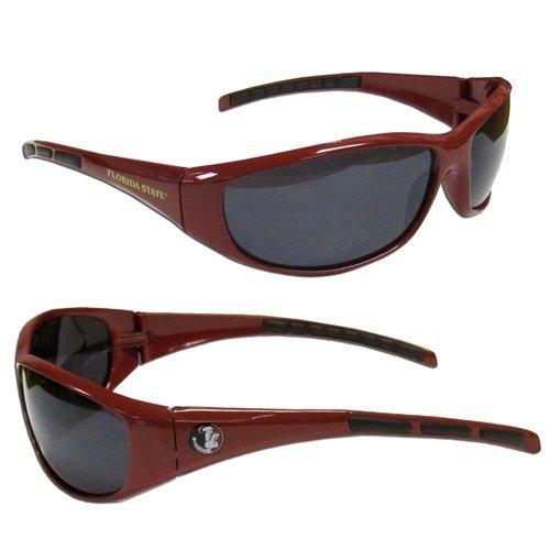 Siskiyou NCAA Florida State Seminolen Wrap Sonnenbrille -