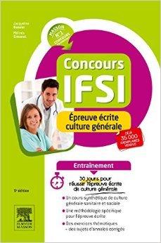 Concours IFSI - Epreuve écrite culture ...